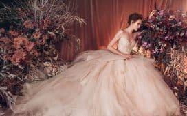 أفخم موديلات فساتين الزفاف