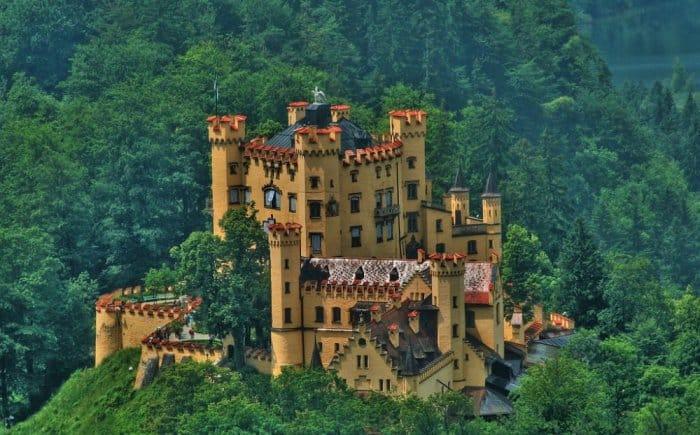 قصر hohenschwangau