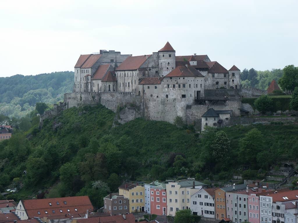 قصر Burghausen