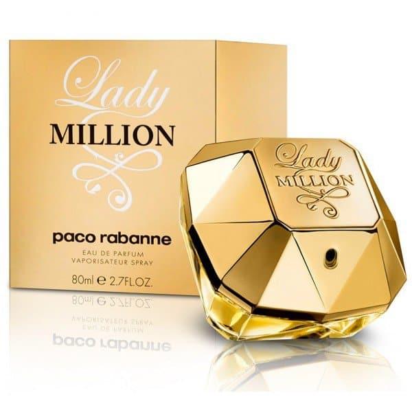 عطر Lady Million مقدم من Paco Rabanne