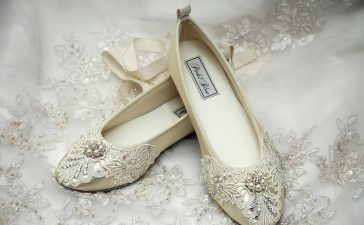 موديلات أحذية العروس