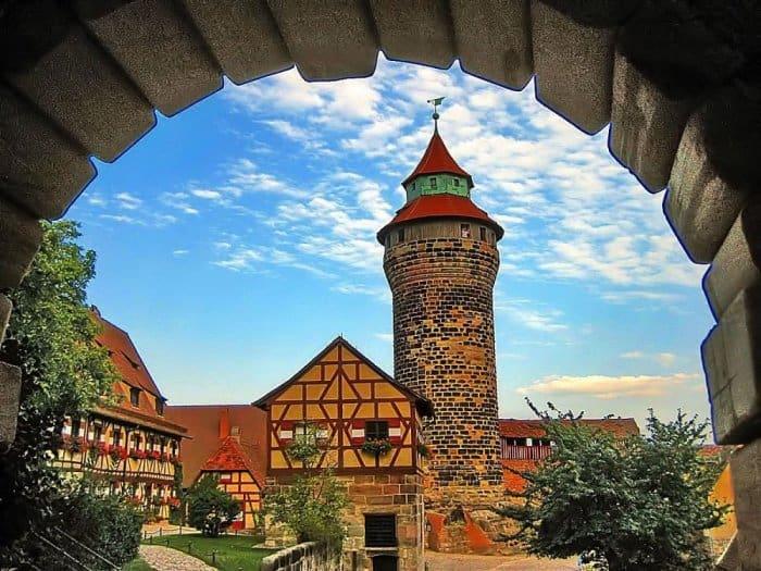 قصر Nuremberg