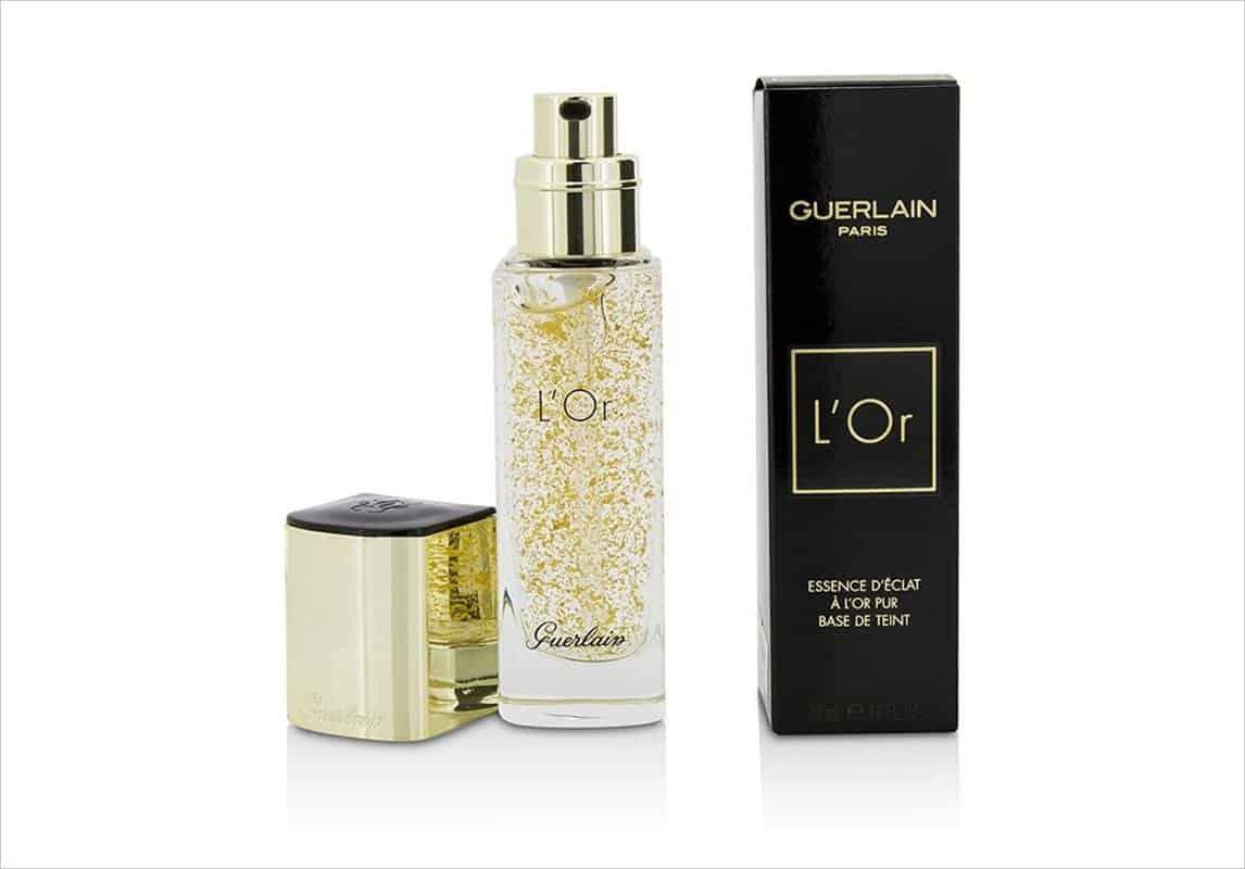 كريم L'Or Radiance Concentrate With Pure Gold من ماركة GUERLAIN