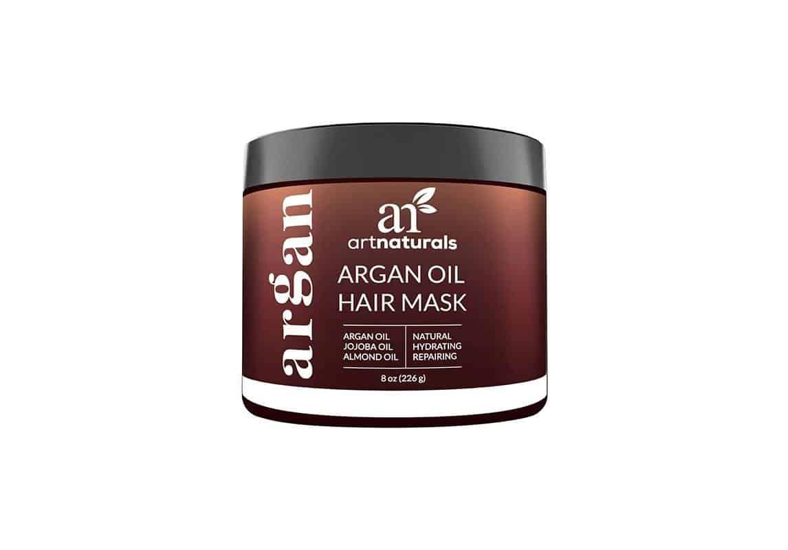 منتج قناع Argan Oil Hair Mask من ماركة ARTNATURALS