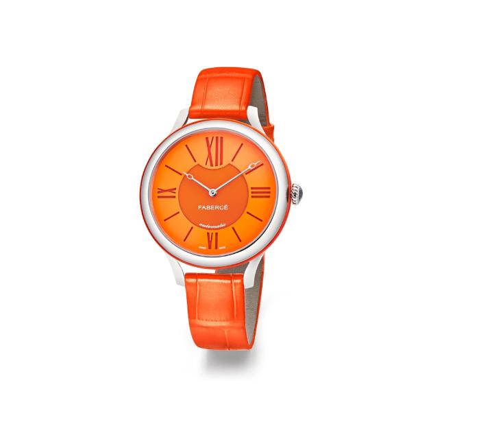 ساعة يد من ماركة فابرجيه Faberge