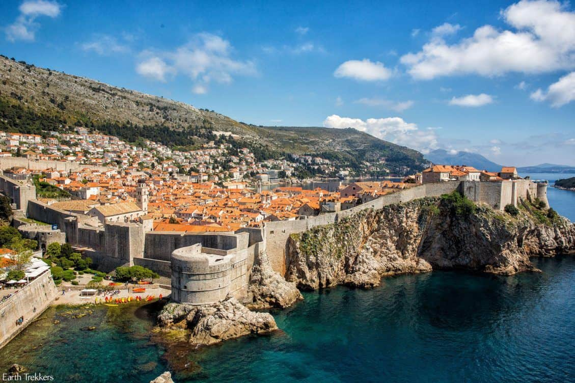 دوبروفنيك Dubrovnik بكرواتيا