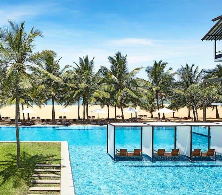 فندق جتوينغ بلو Jetwing Blue في سيريلانكا