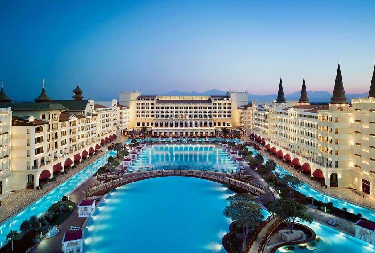 فندق ماردان بالاس Mardan Palace في تركيا