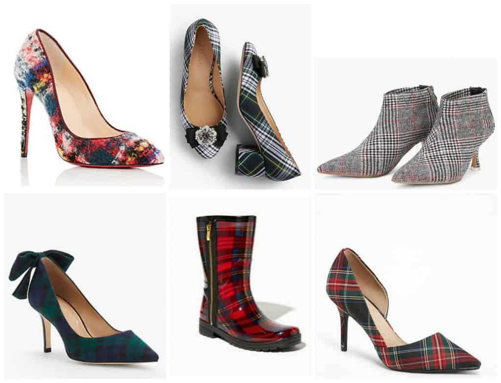 أبرز صيحات الأحذية لهذا الموسم