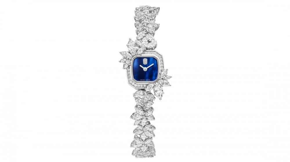 ساعة Precious Emerald من مارك هاري وينستون Harry Winston
