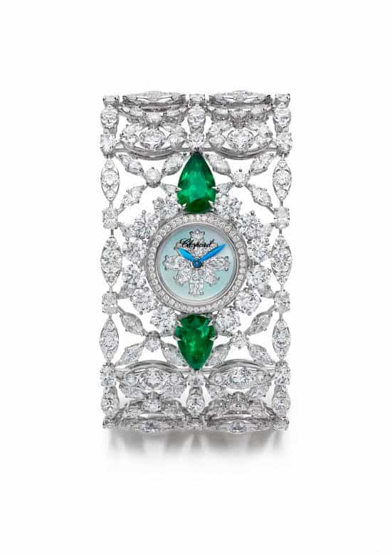 ساعة يد من ماركة شوبارد Chopard