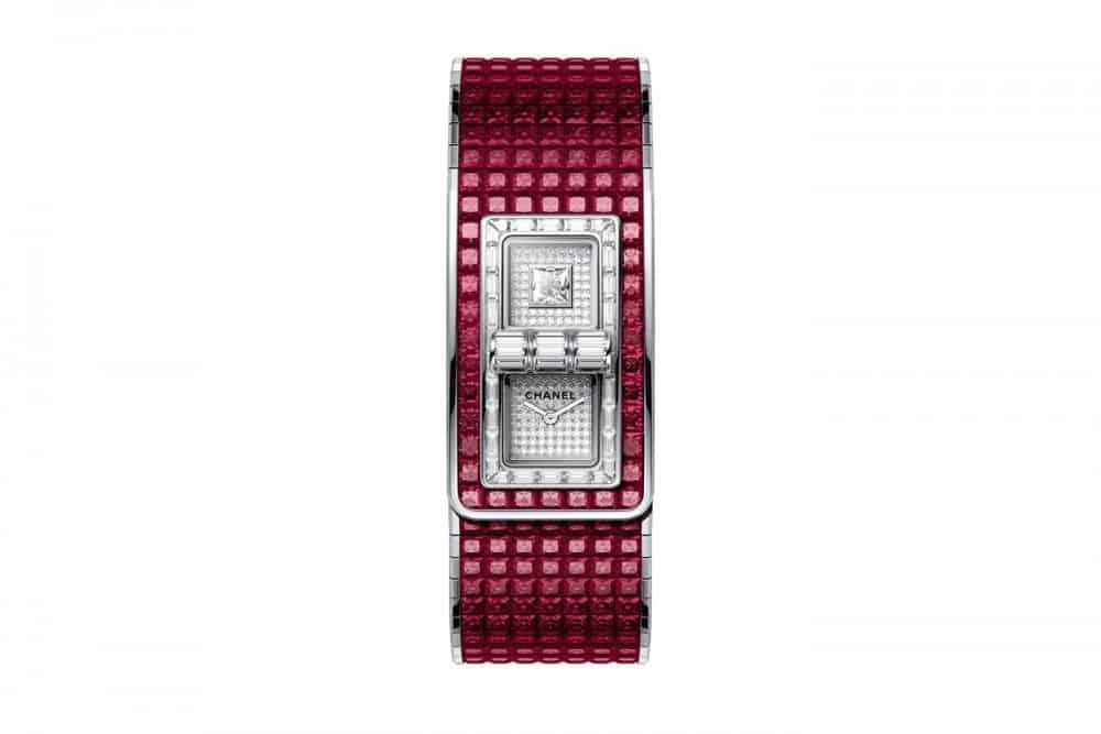 ساعة Code Coco من ماركة شانيل Chanel