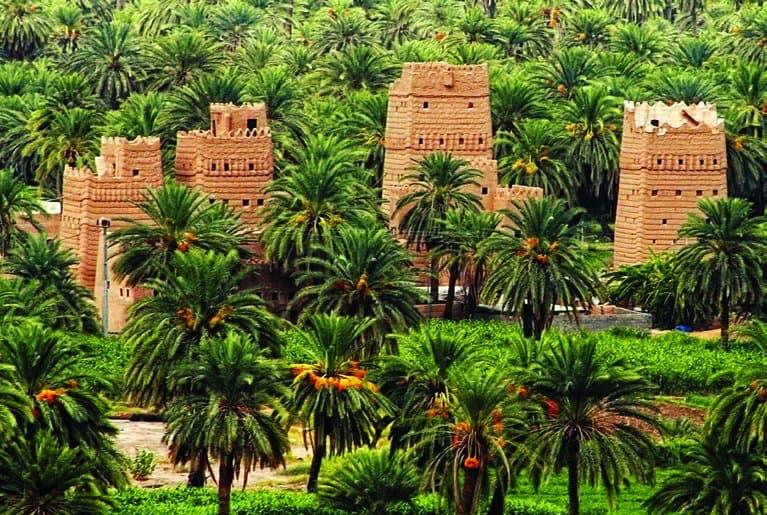 العمارة الأثرية في نجران