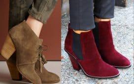 أبرز صيحات الأحذية