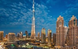 أجمل وجهات دبي