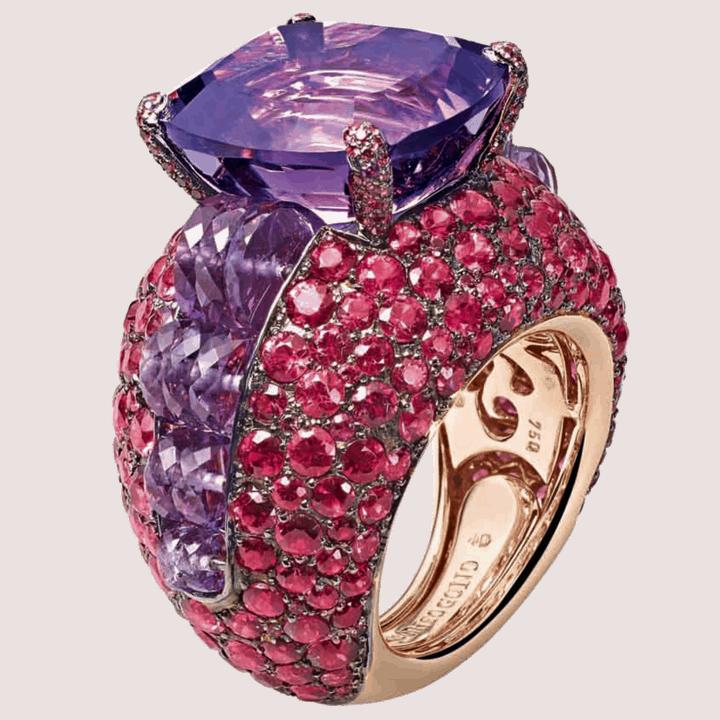 خاتم من ماركة دي غريسوغونو De Grisogono