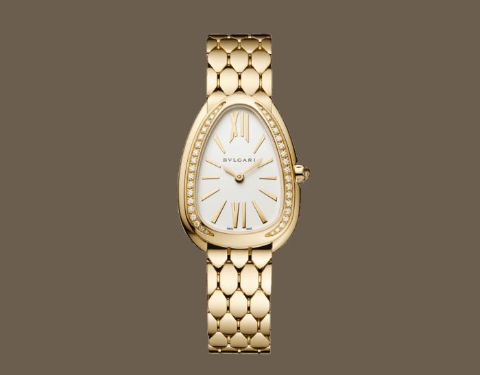 ساعة يد من ماركة بلغاري Bulgari