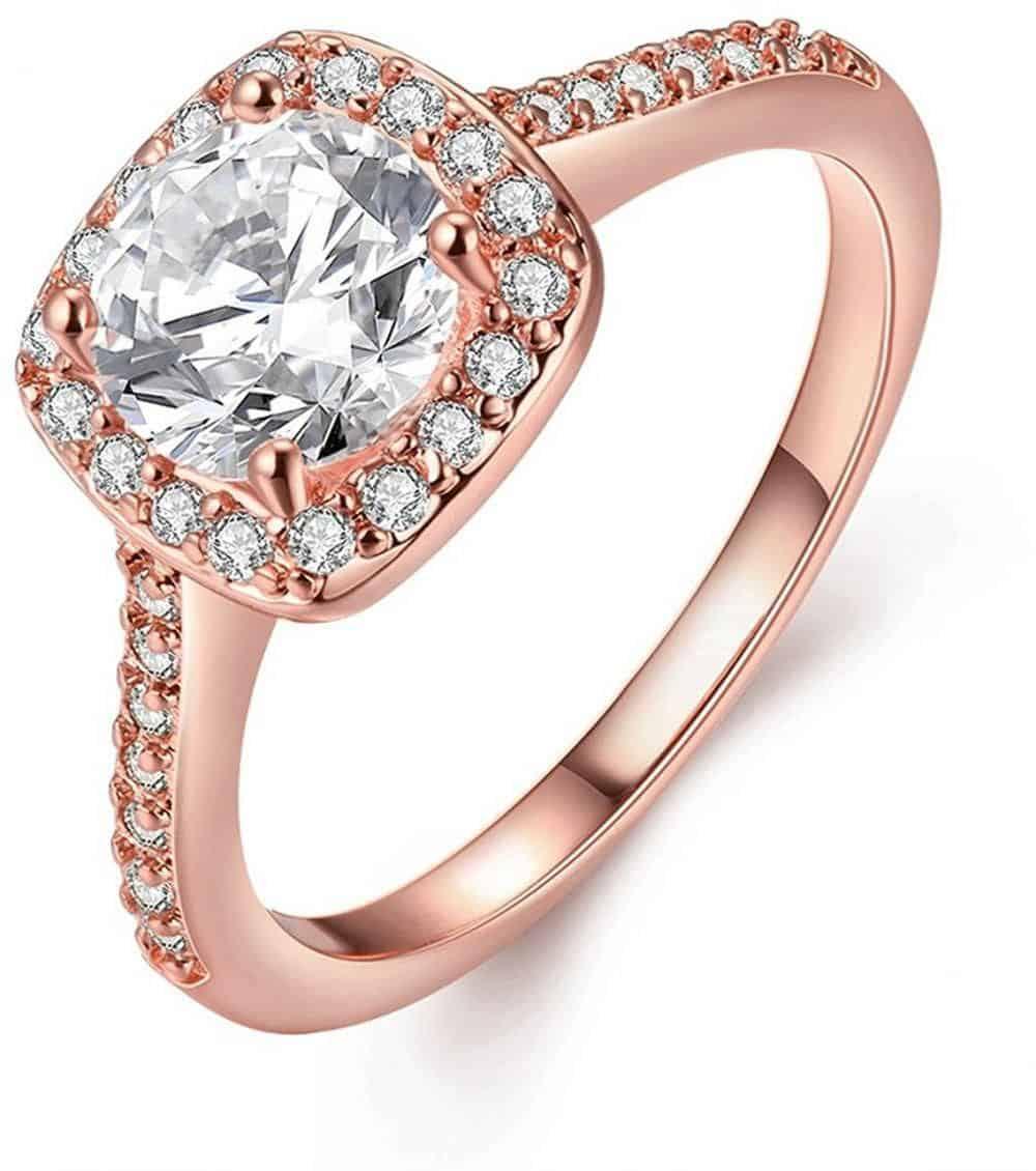 أجمل موديلات خاتم الزواج لإطلالة متميزة