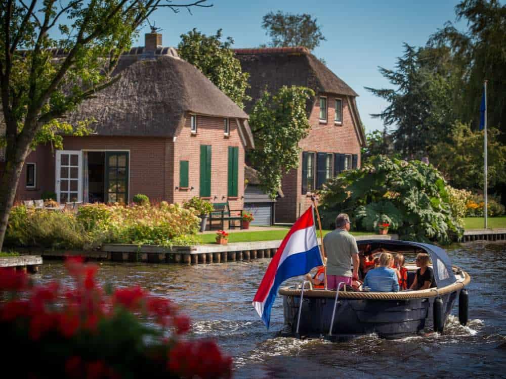 أجمل المدن بهولندا تعرفي إليها
