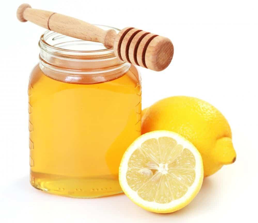 خلطة العسل مع عصير الليمون