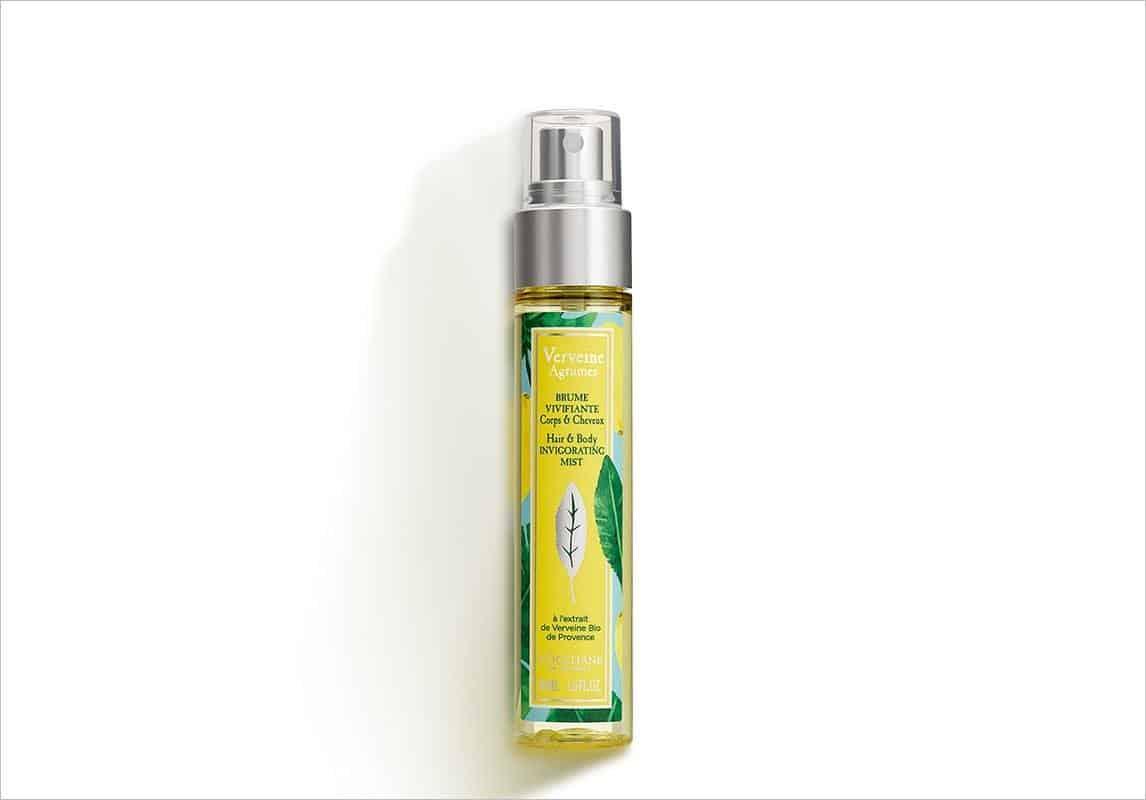 منتج Citrus Verbena Hair & Body Mist من ماركة L'Occitane