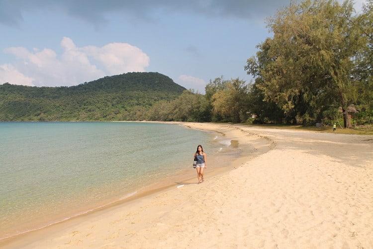 شاطئ ليزي Lazy Beach