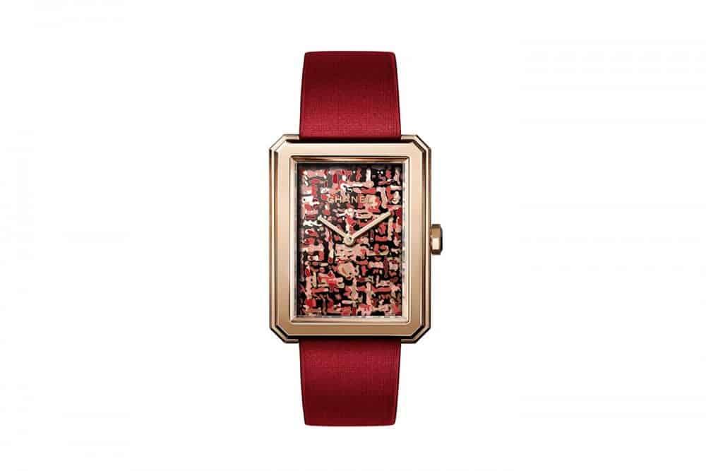 ساعة Boy Friend من ماركة شانيل Chanel