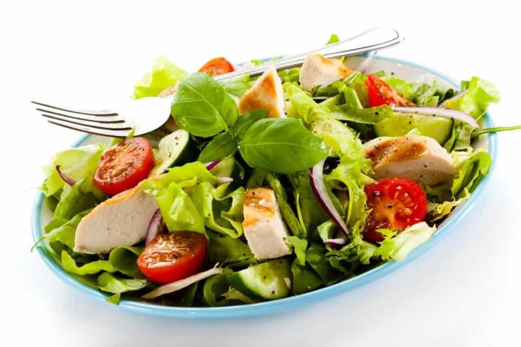 الأكل بسرعة