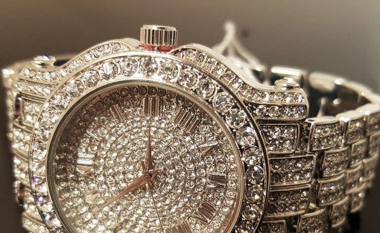 أرقى ساعات الماس