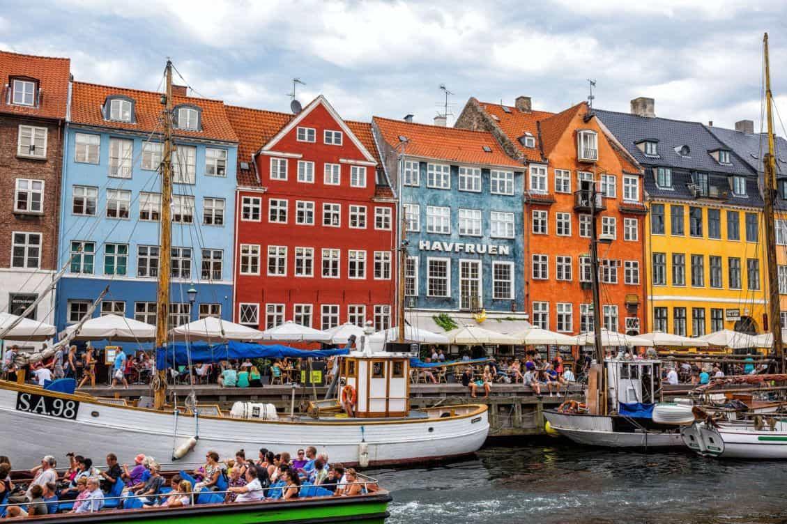 كوبنهاجن بالدنمارك