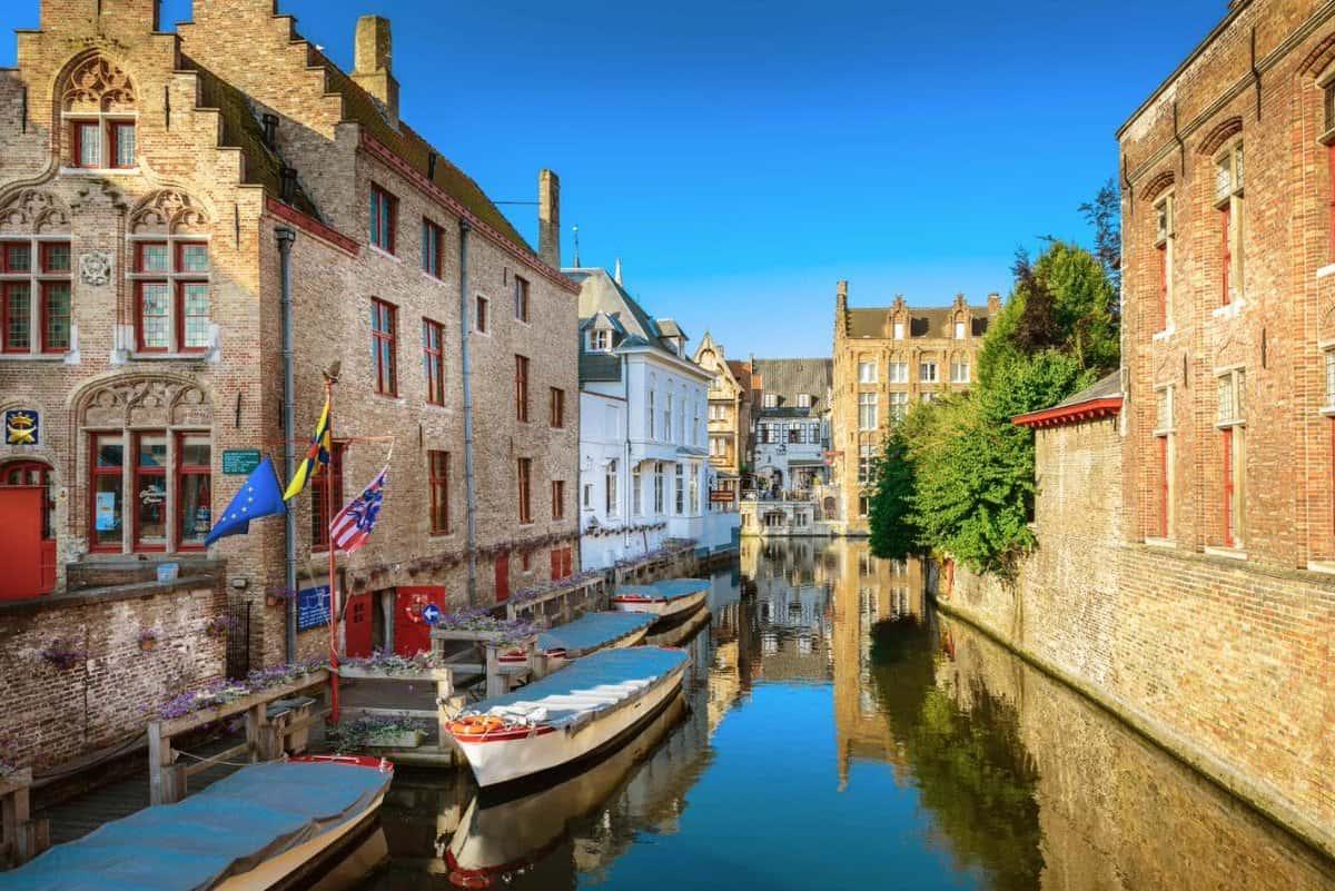 بروج ببلجيكا