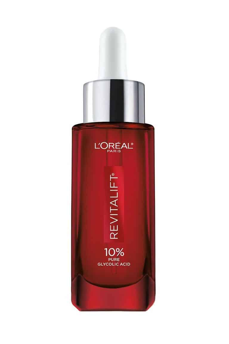 Pure Glycolic Acid Face Serum من L'oreal