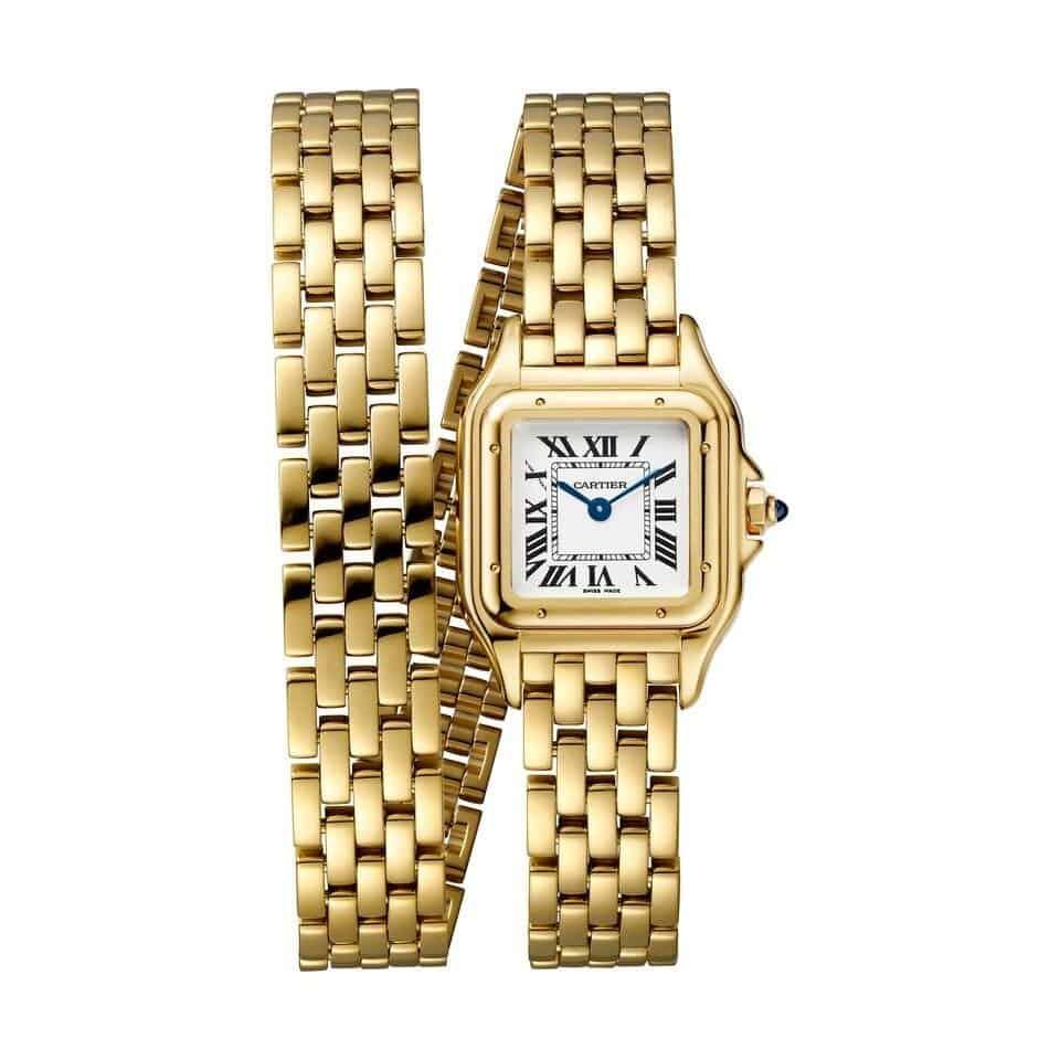 ساعة اليد Panther De Cartier من ماركة كارتييه Cartier