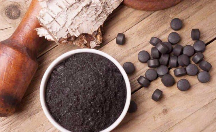 فوائد الفحم للشعر