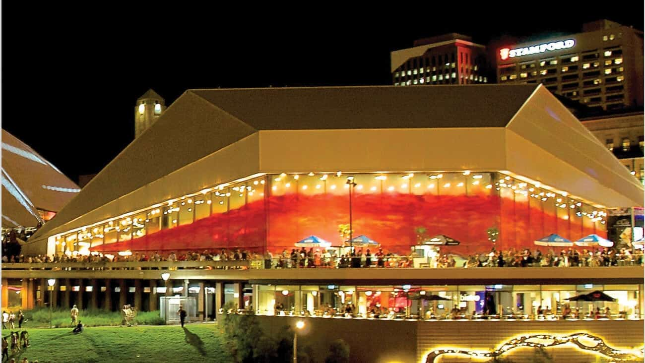 مركز مهرجان المدينة