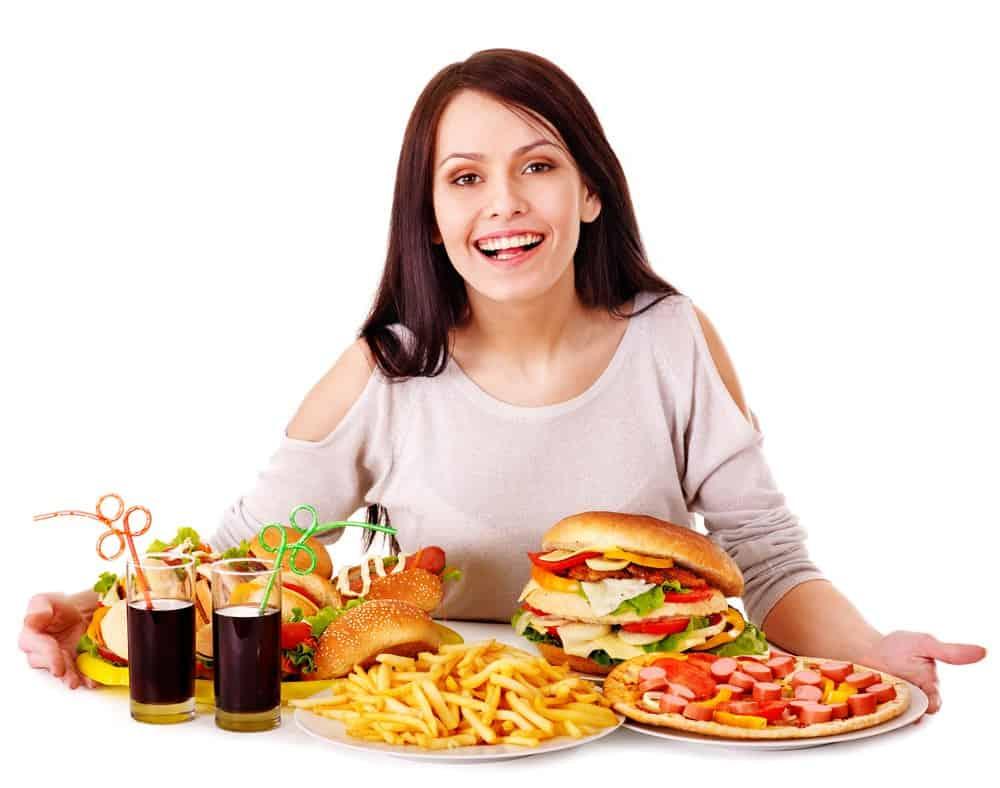 أغذية تدمر الجسم بسرعة فائقة