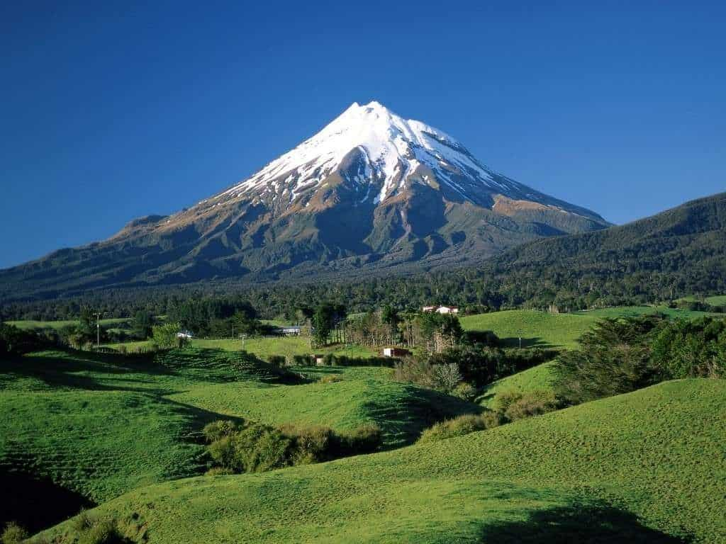 نيوزيلندا عاصمة المغامرات