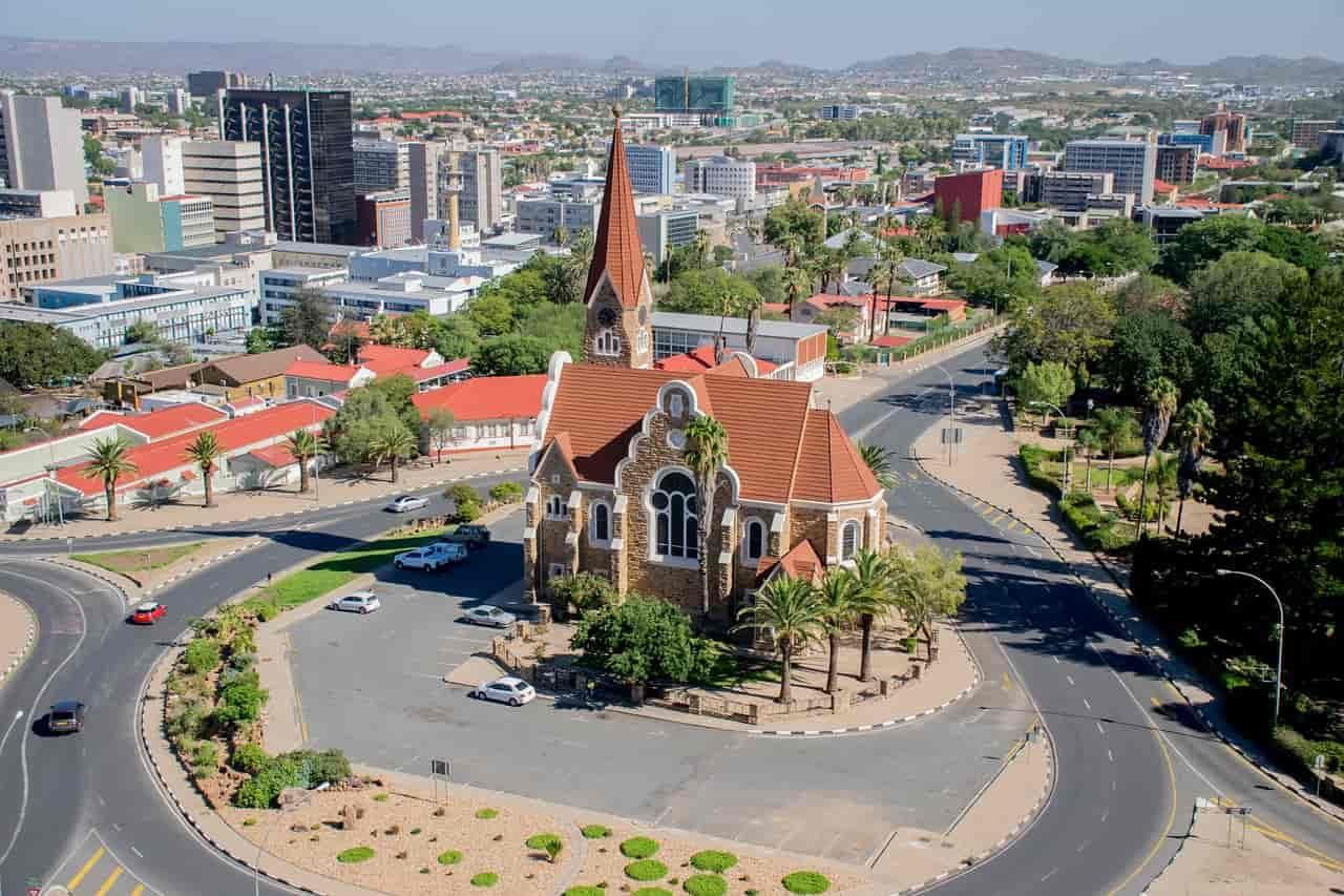 ناميبيا Namibia