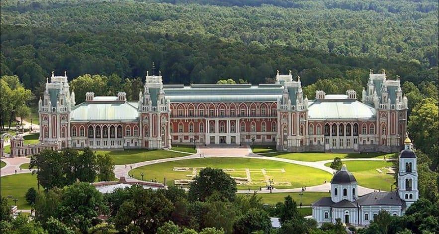 قصر تساريتسينو
