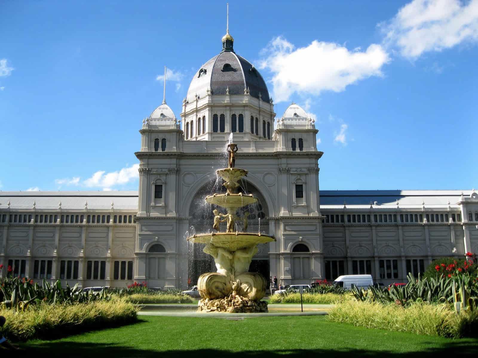 مبنى المعارض الملكيّة