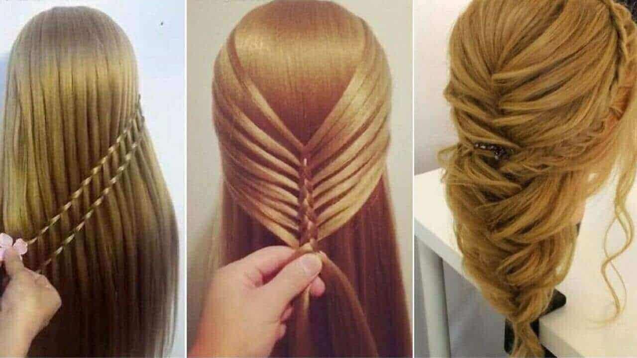 أسهل تسريحات الشعر عليك تجربة احداها