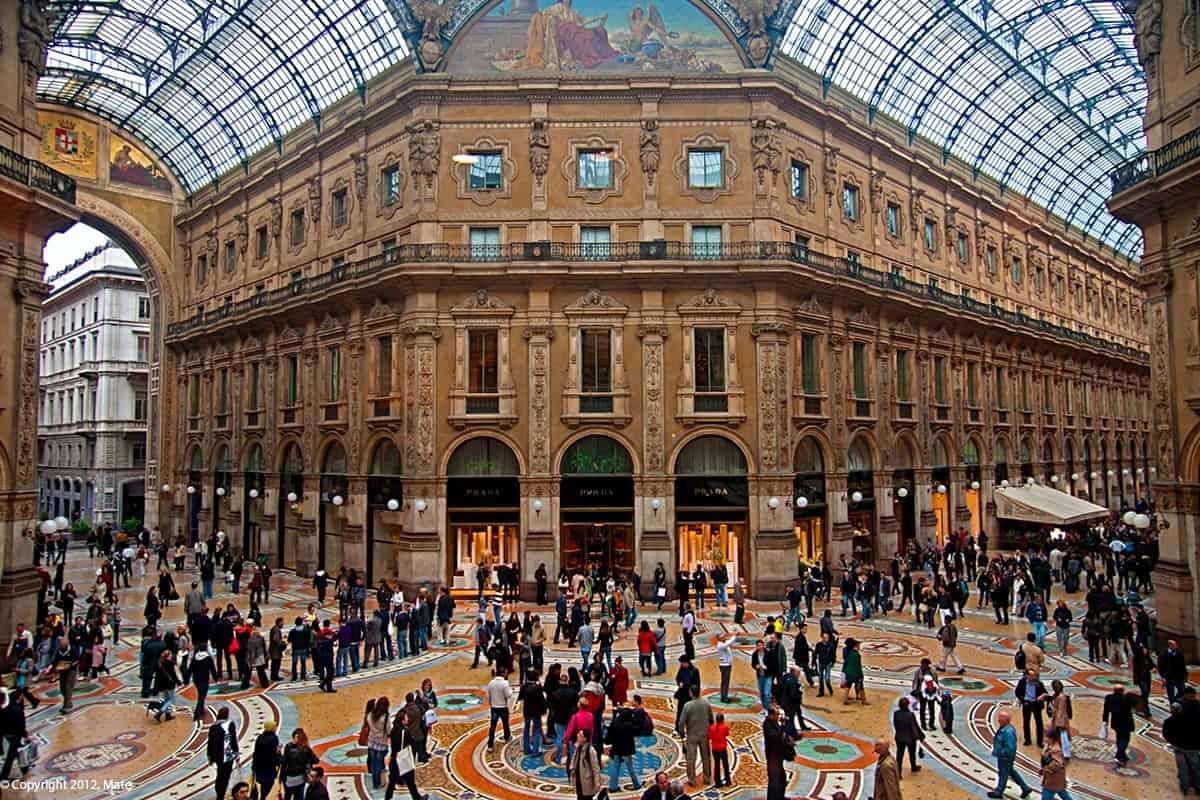 ميلانو لتسوق مثالي