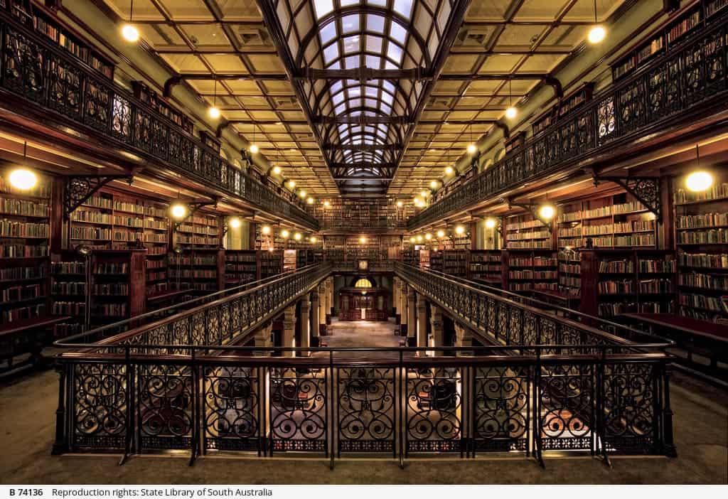 مكتبة أديليد