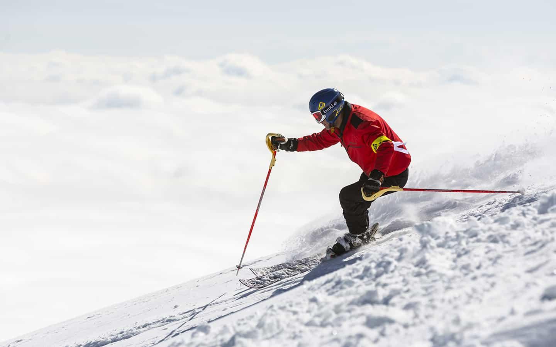 أهم منتجعات للتزلج عليك زيارتها