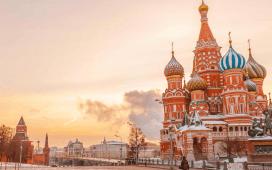 أفضل الأماكن السياحية بموسكو