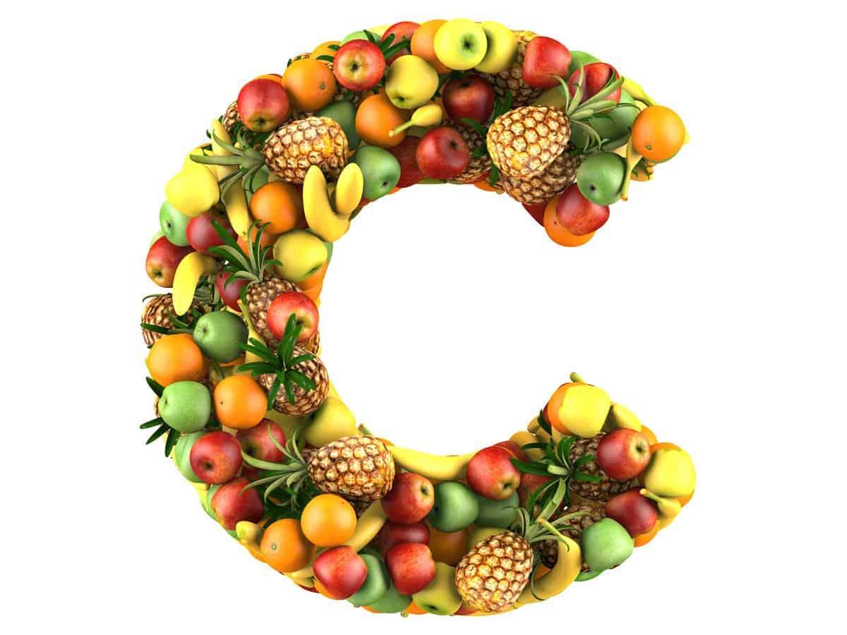 الفيتامين C في الطعام