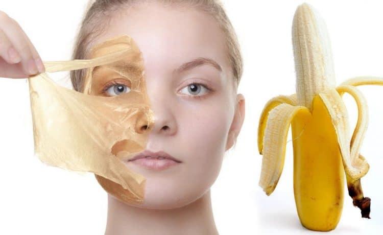 وصفات الموز لبشرة شبابية