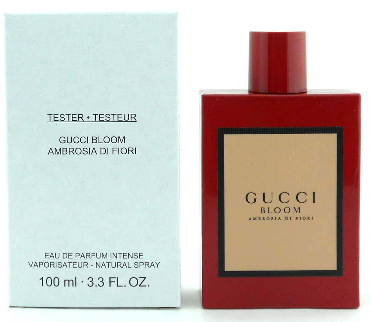 عطر Bloom Ambrosia di Fiori Eau de Parfum Intense من ماركة غوتشي Gucci