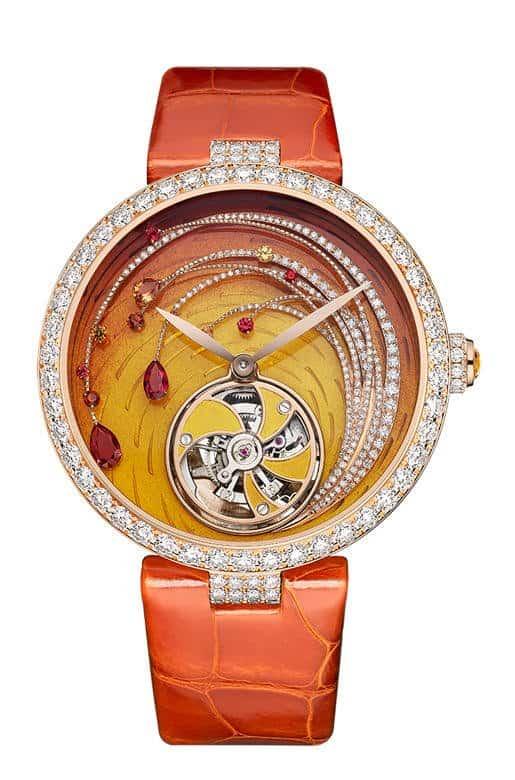 ساعة Les Ciels De Chaumet من ماركة شوميه Chaumet