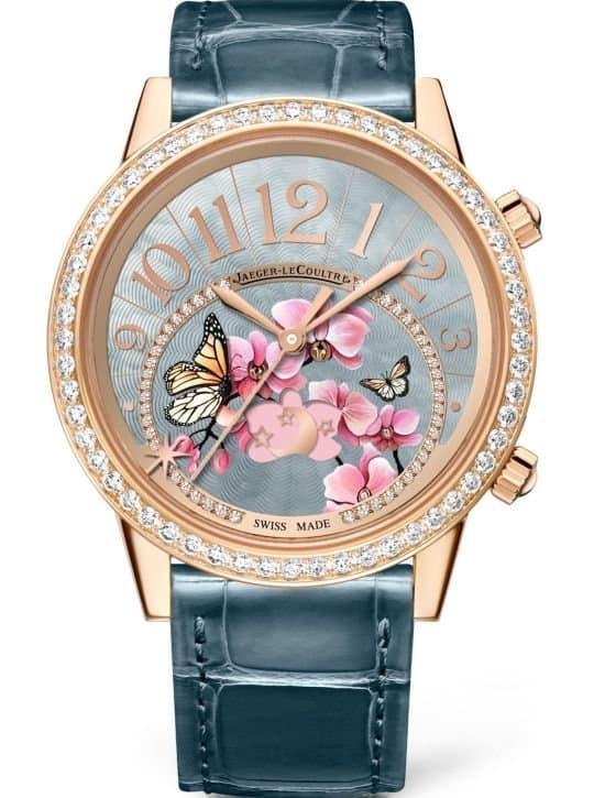 ساعة Rendez-Vous Sonatina من ماركة جيجر لوكولتر Jaeger-LeCoultre